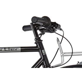 Ortler Speeder kaupunkipyörä , musta